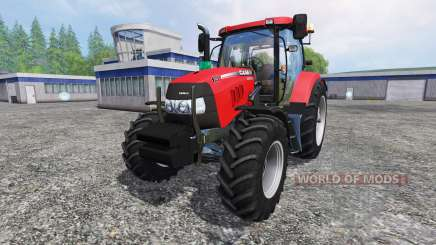 Case IH Maxxum 125 [edit] for Farming Simulator 2015