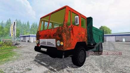 KAZ-608 Colchis v2.1 for Farming Simulator 2015