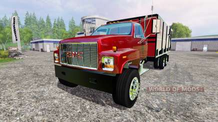 GMC C7500 for Farming Simulator 2015