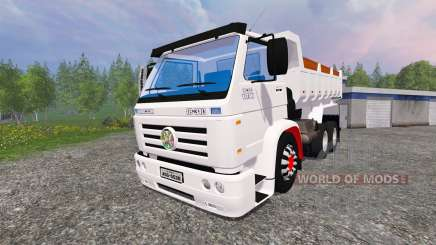 Volkswagen 18-310 [dump truck] for Farming Simulator 2015