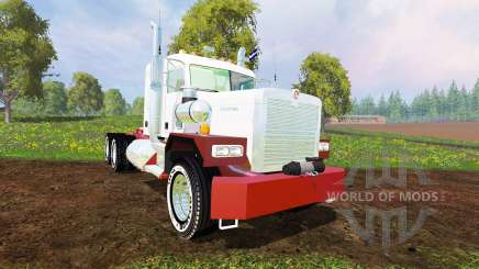 Kenworth C500M v1.1 for Farming Simulator 2015