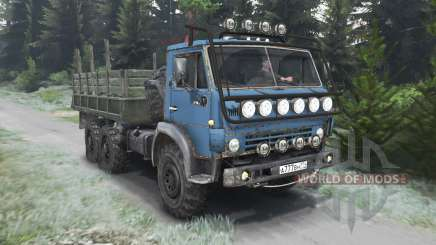 KamAZ-43101 [03.03.16] for Spin Tires
