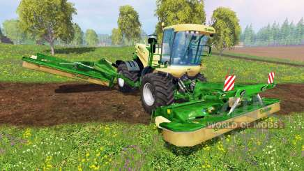 Krone Big M 500 [23,5m] for Farming Simulator 2015