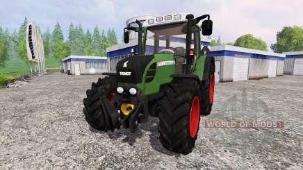 Fendt 312 Vario TMS FL [washable] for Farming Simulator 2015