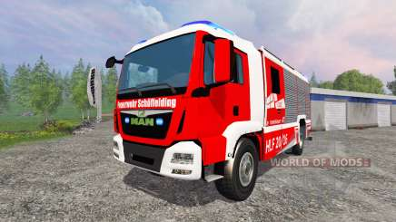MAN TGM [firefighter] for Farming Simulator 2015