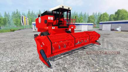 Laverda M152 for Farming Simulator 2015