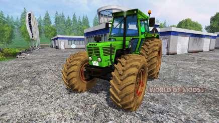 Deutz-Fahr D 13006A v1.1 for Farming Simulator 2015