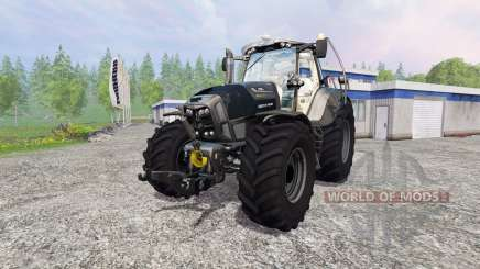 Deutz-Fahr Agrotron 7250 TTV Warrior v4.0 for Farming Simulator 2015