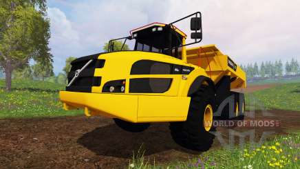 Volvo A40G 2014 v2.0 for Farming Simulator 2015