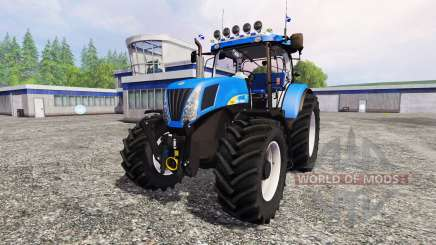 New Holland T7050 for Farming Simulator 2015