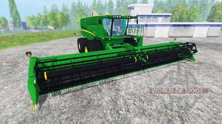 John Deere S680 for Farming Simulator 2015