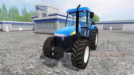 New Holland TD 5050 for Farming Simulator 2015