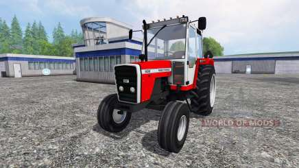 Massey Ferguson 698 v2.0 for Farming Simulator 2015