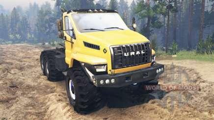 Ural Next v2.0 [03.03.16] for Spin Tires
