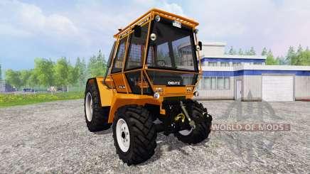 Deutz-Fahr Intrac 2004 [forestry] for Farming Simulator 2015