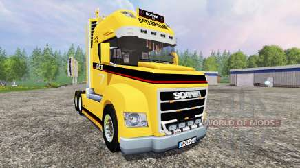 Scania STAX Concept 2002 for Farming Simulator 2015