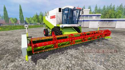 CLAAS Lexion 480 v1.1 for Farming Simulator 2015
