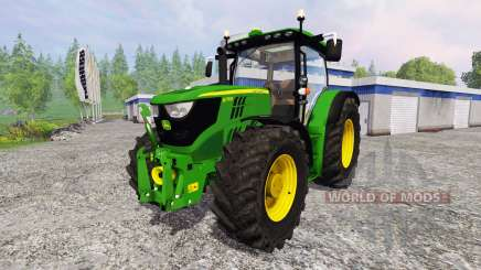 John Deere 6170R FL for Farming Simulator 2015