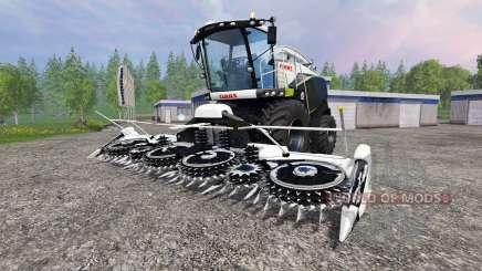 CLAAS Jaguar 870 [Black Edition] for Farming Simulator 2015