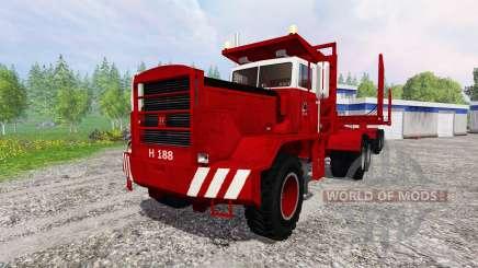 Hayes HDX for Farming Simulator 2015