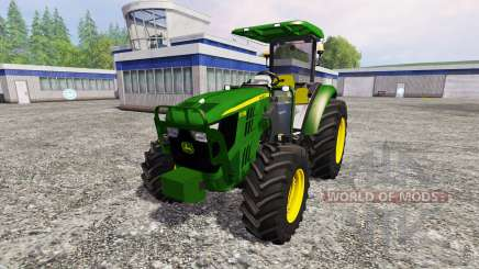 John Deere 5115M for Farming Simulator 2015