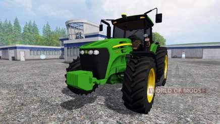 John Deere 7195J for Farming Simulator 2015