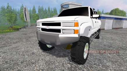 Chevrolet Silverado 2000 for Farming Simulator 2015