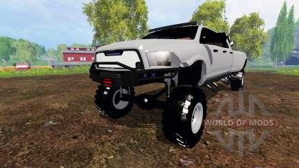 Dodge Ram Mega Runner v3.0 for Farming Simulator 2015