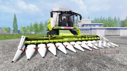 CLAAS Lexion 780 v1.4.1 for Farming Simulator 2015