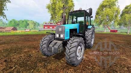 MTZ-1221 Belarus v1.0 for Farming Simulator 2015
