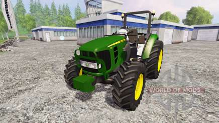 John Deere 5085M for Farming Simulator 2015