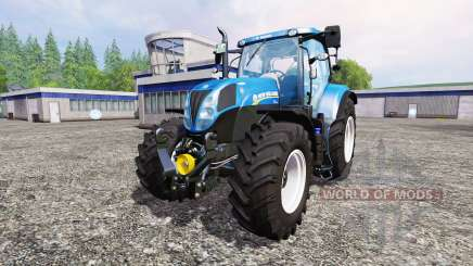 New Holland T7.185 for Farming Simulator 2015