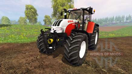 Steyr CVT 6195 for Farming Simulator 2015
