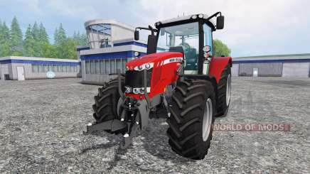Massey Ferguson 6613 for Farming Simulator 2015
