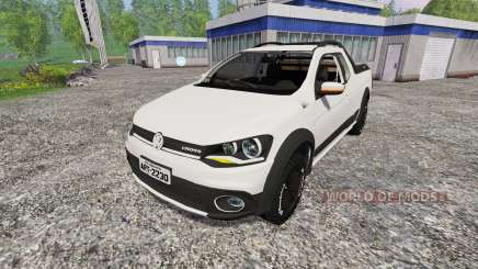 Volkswagen Saveiro G6 for Farming Simulator 2015