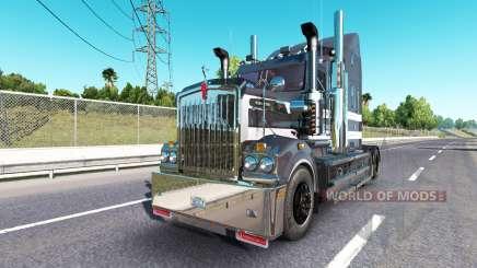 Kenworth T908 for American Truck Simulator