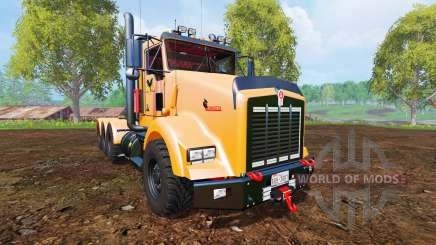 Kenworth T800 v1.0 for Farming Simulator 2015