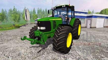 John Deere 6920 S v1.8 for Farming Simulator 2015