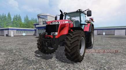 Massey Ferguson 8737 v1.0 for Farming Simulator 2015