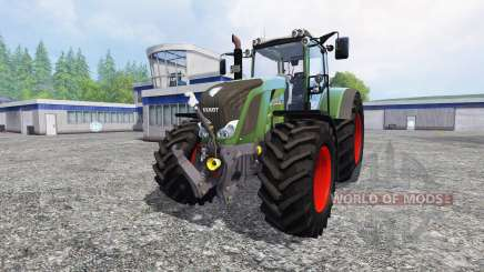 Fendt 828 Vario SCR v2.0 for Farming Simulator 2015