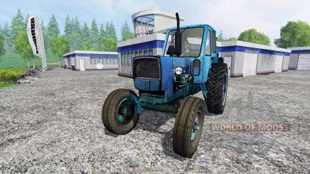 YUMZ-6L [blue] v2.0 for Farming Simulator 2015