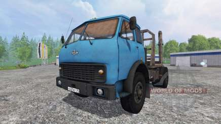 MAZ-504 for Farming Simulator 2015