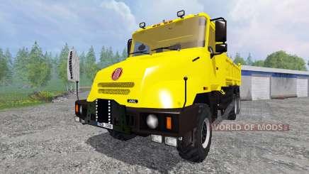 Tatra T 163 Jamal for Farming Simulator 2015