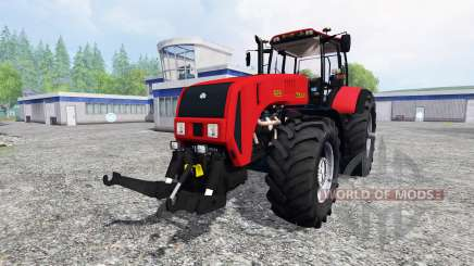 Belarus-3522 v1.5 for Farming Simulator 2015