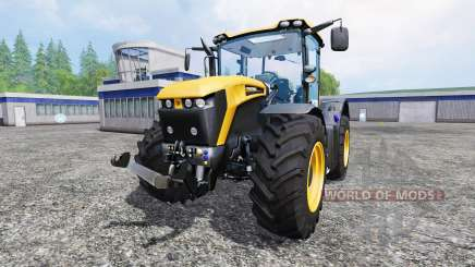 JCB 4190 Fastrac v2.0 for Farming Simulator 2015