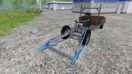 BCS 127 v1.0 for Farming Simulator 2015