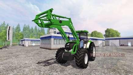 Fendt 936 Vario FL for Farming Simulator 2015