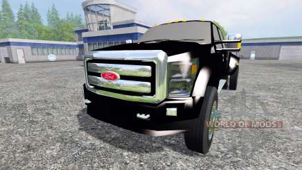 Ford F-450 2015 v2.0 for Farming Simulator 2015