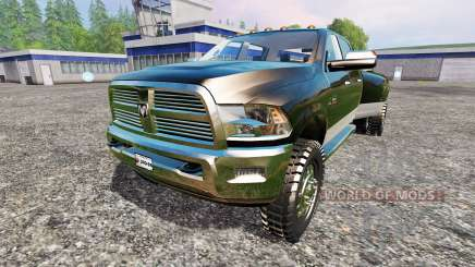 Dodge Ram 3500 v2.0 for Farming Simulator 2015