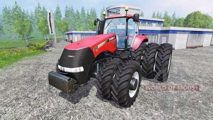 Case IH Magnum CVT 380 for Farming Simulator 2015